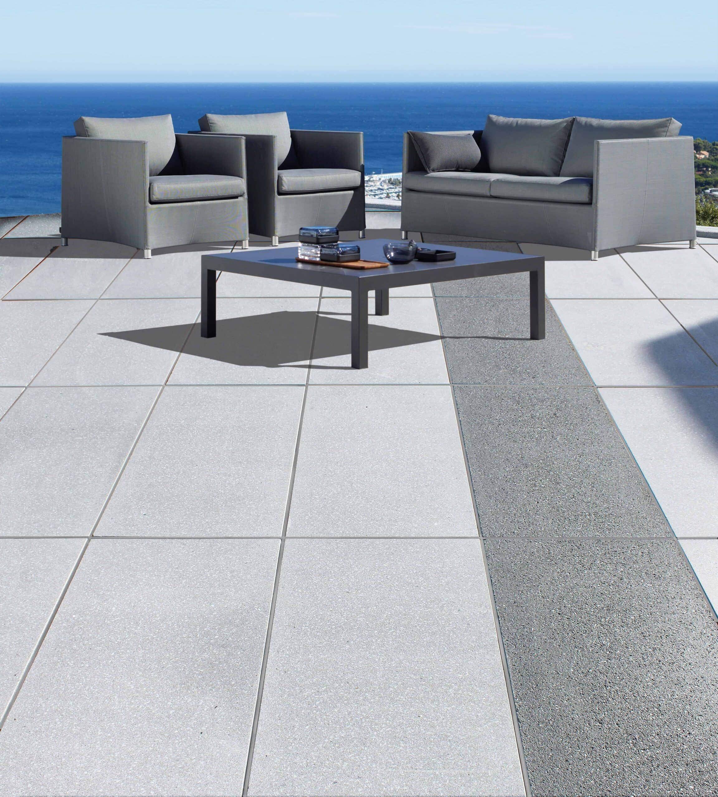 Terrasse Modern   Steinplatte   Terrassenplatte   Häusler