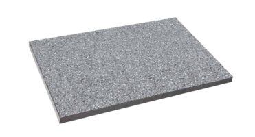 Steinplatte Noblit Carbon