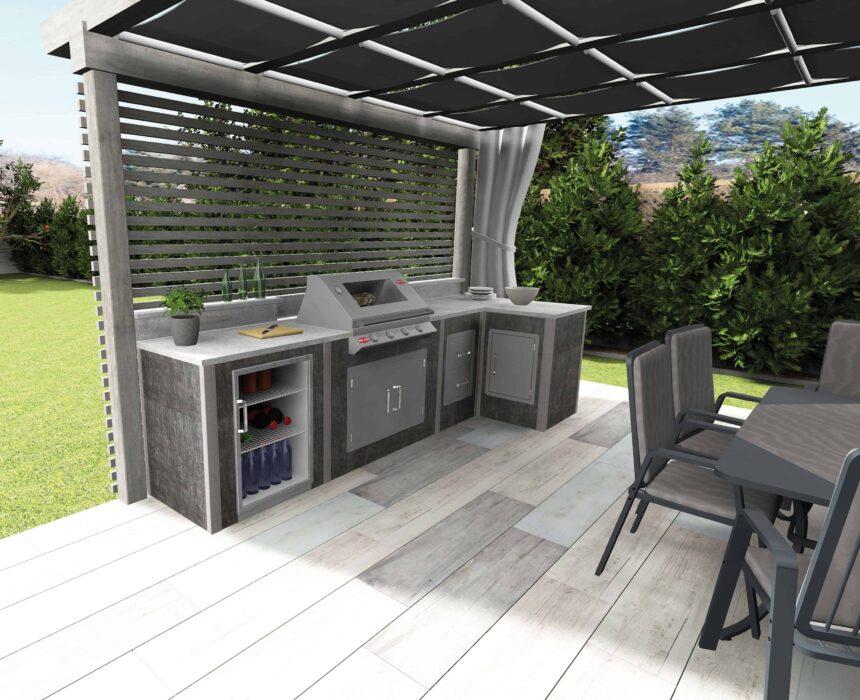 Häusler Outdoor Küche