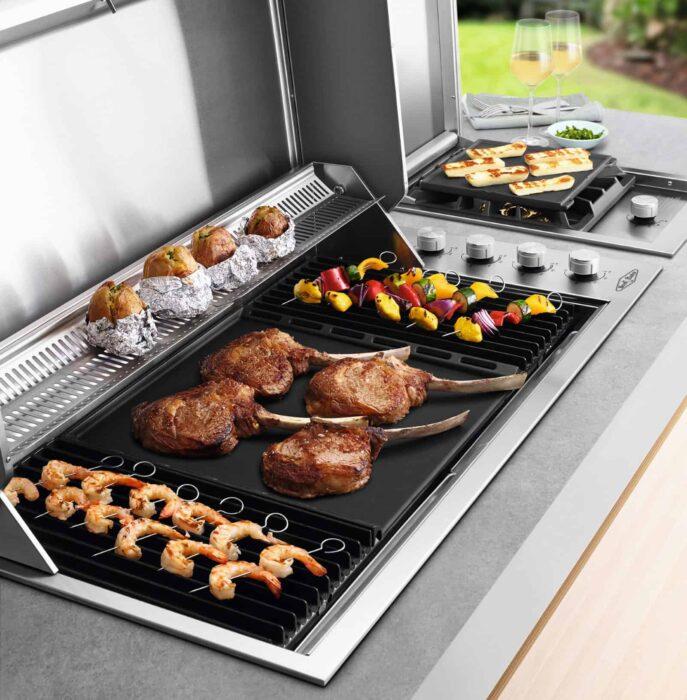 Häusler Outdoor Küche BeefEater Griller