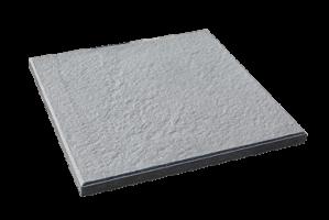 Trend Steinplatte Mittelgrau