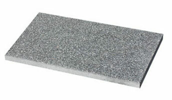 Steinplatte Edelmann Dunkelgrau