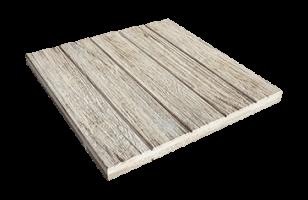 LeichtRein Betonplatte Holzparkett Ahorn Gartenplatte