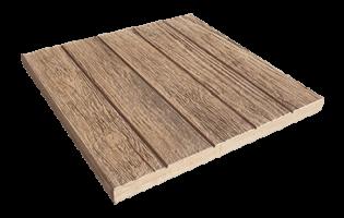 LeichtRein Betonplatte Holzparkett Eiche Gartenplatte
