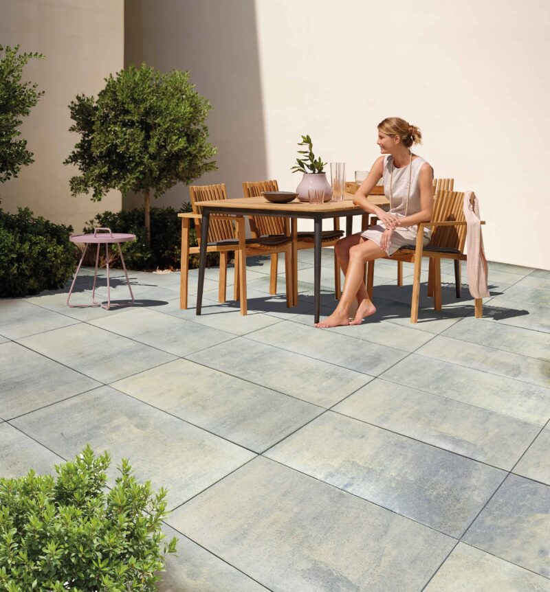 Steinplatte Living Stone | Gartenplatte
