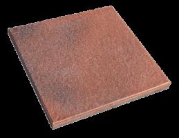 Trend Steinplatte Rubinrot marmoriert