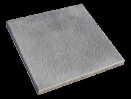 Trend Steinplatte Silbergrau marmoriert