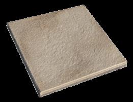 Trend Steinplatte Terrabeige marmoriert
