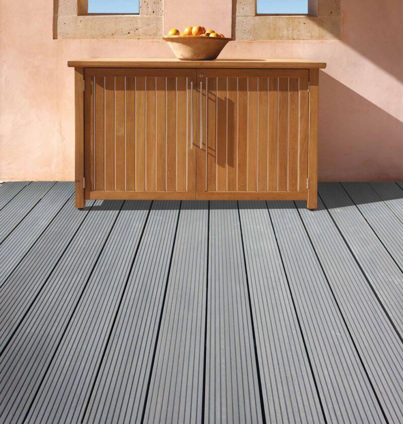 Häusler Terrassendiele Serie Massivdiele Relax