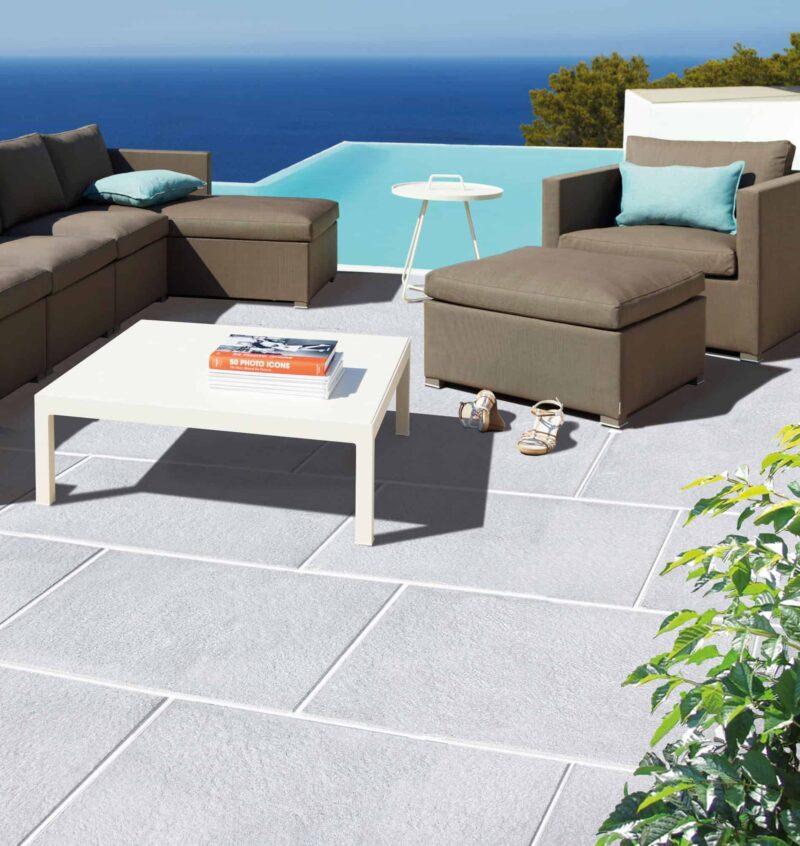 Steinplatte Trend | Terrassenplatte
