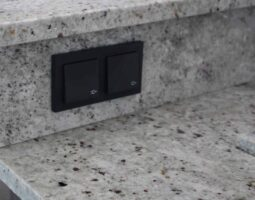 Stecker & Schalter - Beleuchtung Outdoor Küche Häusler