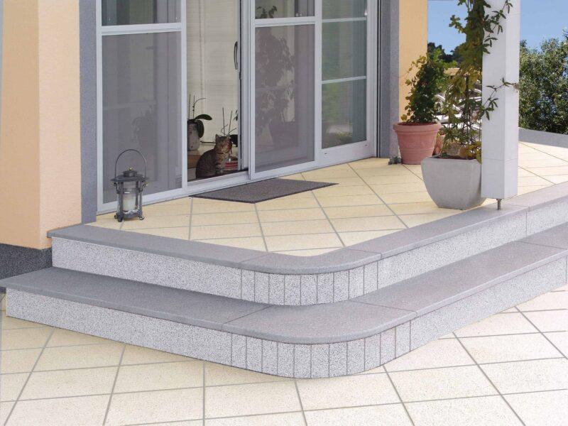 Häusler Exklusiv Stufenplatte