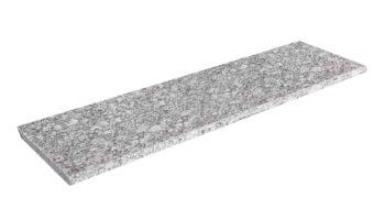 Profi Poolrandplatte Naturstein Granit pearly