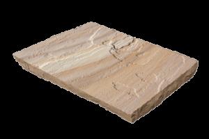 Häusler Sandstein - Naturstein Rainbow Quarz