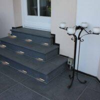 Häusler Stufenbeleuchtung