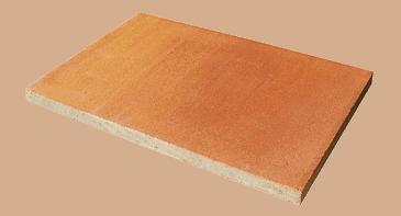 Steinplatte Style & Design Rot marmoriert