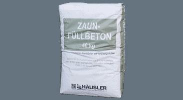 Zaun-Füllbeton 40kg