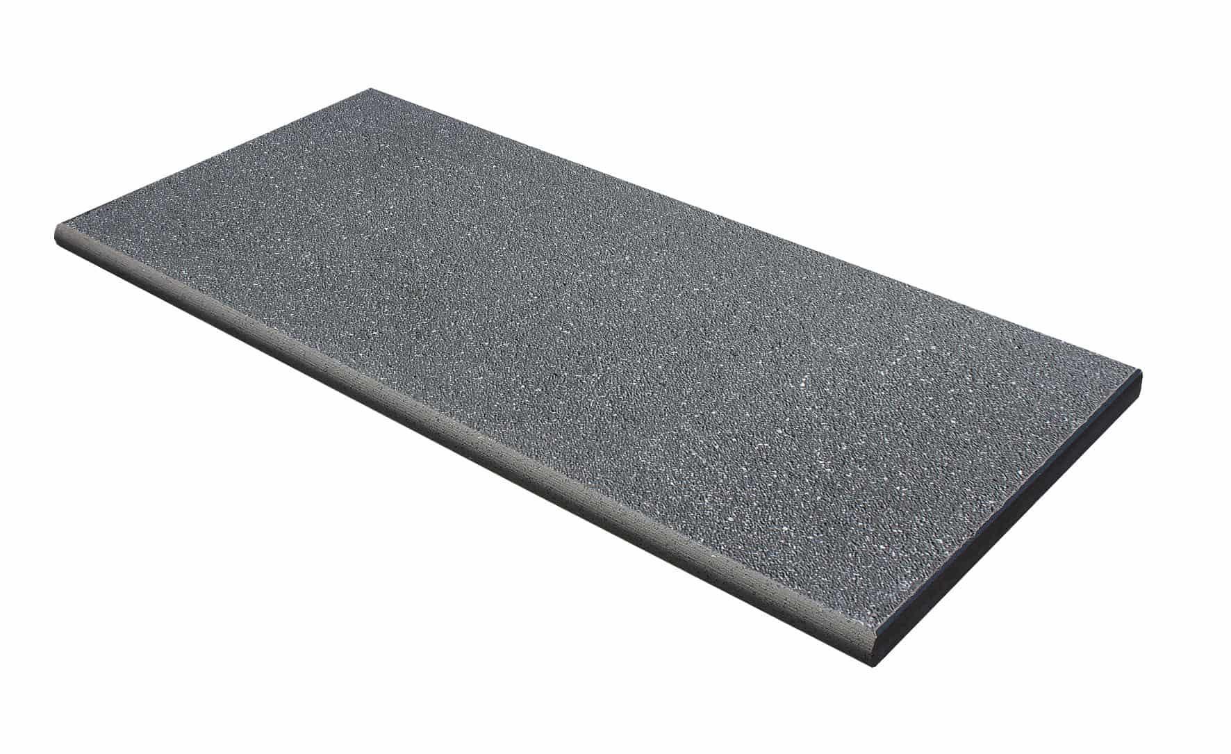 Häusler Steinplatte Modern Schiefergrau