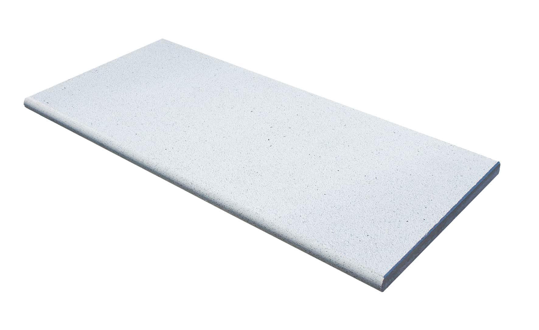 Häusler Steinplatte Modern Weiß