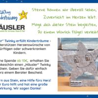 Häusler Soziales Projekt Stiftung Kindertraum